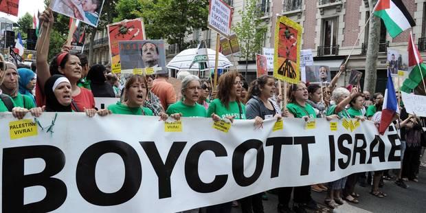"""Tiens au fond, ça vient d'où le """"boycott""""? - La Libre"""
