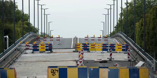 Raser le viaduc Reyers, ce sera onze millions - La Libre