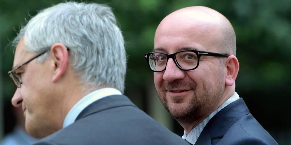Voici pourquoi Charles Michel veut devenir Premier ministre - La Libre
