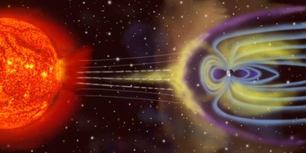 Deux tempêtes solaires vont bientôt frapper la Terre - La Libre