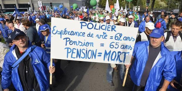 """""""Les flics en ont marre"""", une grève nationale le 23 septembre ? - La Libre"""
