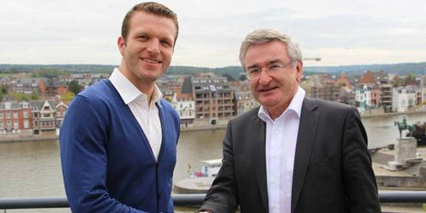 Thomas Chatelle se lance dans un défi politique - La Libre