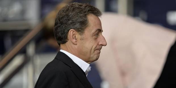 France: premières inculpations dans le dossier des comptes de campagne de Sarkozy - La Libre