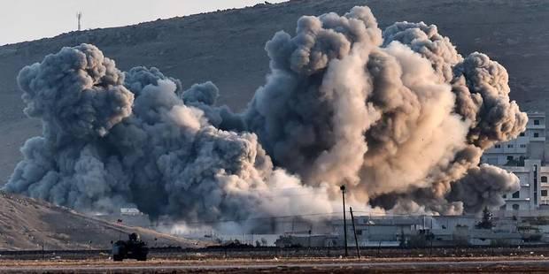 Etat islamique: Kobané toujours contrôlée par les Kurdes - La Libre