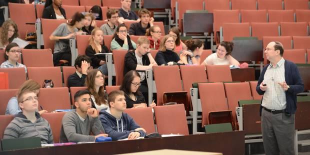 Etudiants recherchent Commission de recours - La Libre