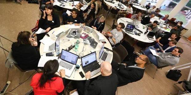3 applis qui pourraient changer la vie des Bruxellois - La Libre