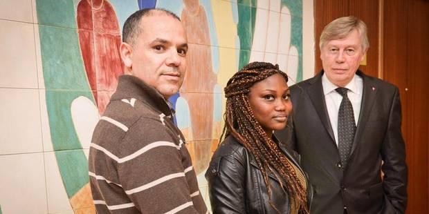 La jeune Cynthia peut rester en Belgique - La Libre