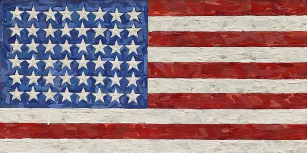 Le drapeau qui valait 36 millions de dollars - La Libre