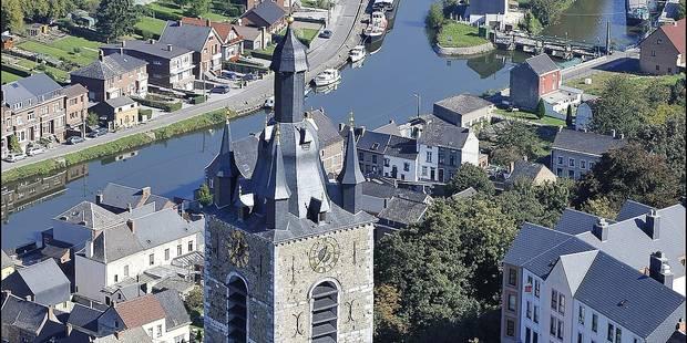 La Flandre aime la cité médiévale de Thuin - La Libre