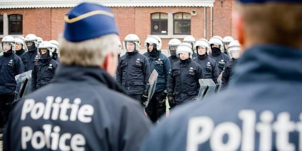 Comment fonctionne le corps d'intervention de la police fédérale? - La Libre