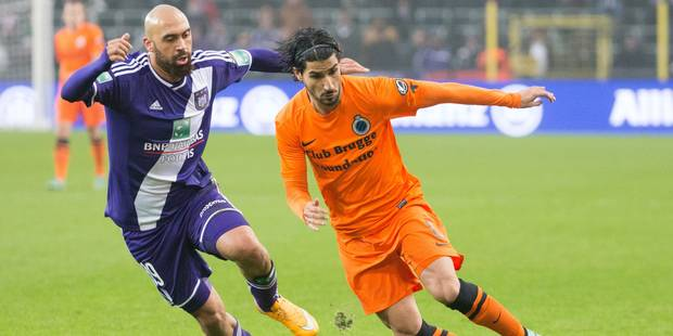 Bruges fait la bonne opération à Anderlecht (2-2) - La Libre