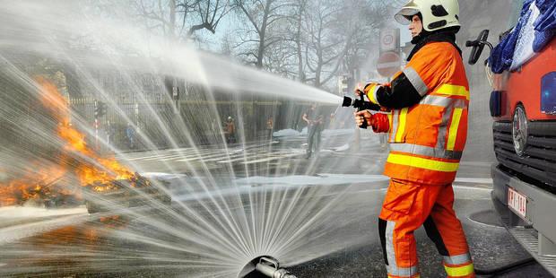 Les futures factures pour les pompiers - La Libre