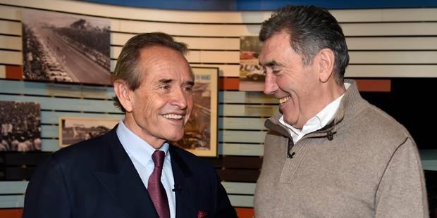 Merckx-Ickx: une expo en hommage à deux sportifs de légende - La Libre