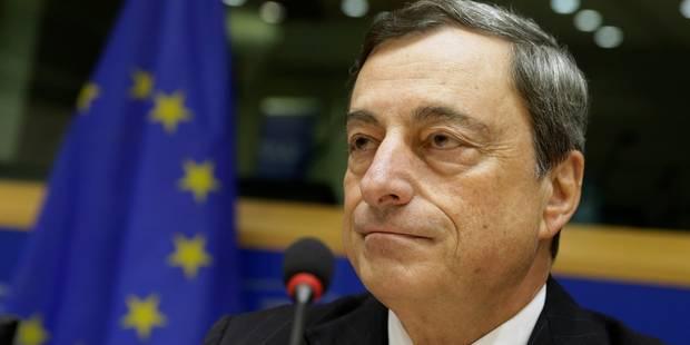 Zone euro: La BCE abaisse nettement ses prévisions de croissance et d'inflation - La Libre