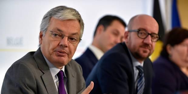 Reynders craint que de nouvelles économies soient nécessaires - La Libre