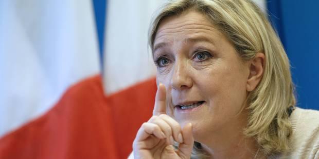 Cas de torture dénoncés aux USA: Marine Le Pen va-t-elle trop loin? - La Libre