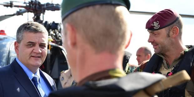 La Belgique enverra environ 50 instructeurs en Irak - La Libre