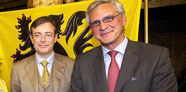 La pique de Peeters à De Wever dans ses bons voeux - La Libre