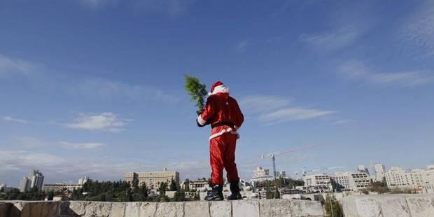 Les trucs et astuces pour faire croire à vos enfants que le Père Noël existe - La Libre
