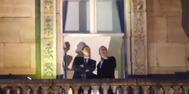 Theo Francken et Hitler évoqués dans les voeux d'un échevin bruxellois - La Libre