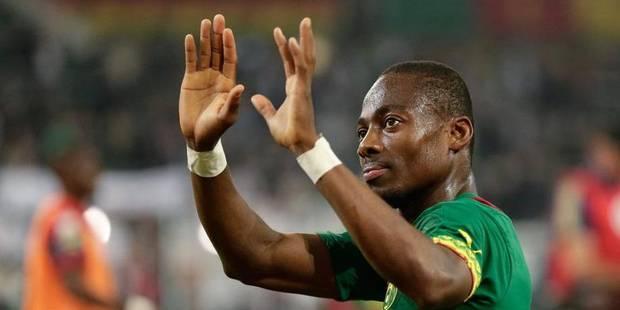 CAN 2015: Acheampong et Enoh présélectionnés par le Ghana et le Cameroun - La Libre