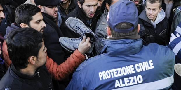 """Migrants: le périple du Blue Sky M raconté par son """"capitaine"""" - La Libre"""