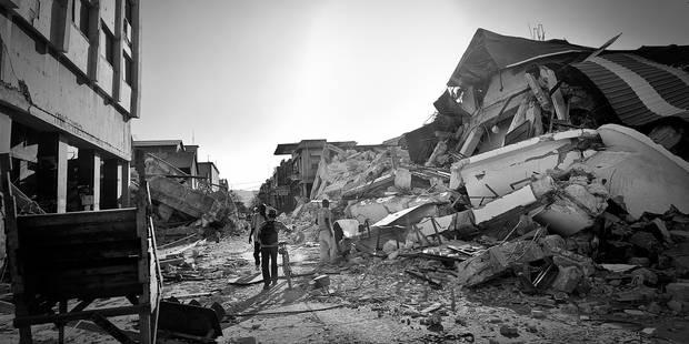 Ligne du temps : les premières heures après le tremblement de terre à Haïti - La Libre