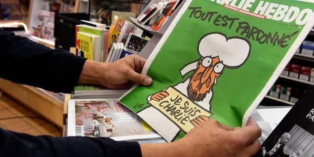Charlie Hebdo: plusieurs libraires anversois ont également été menacés - La Libre