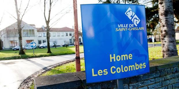 """""""Les Colombes"""" à Saint-Ghislain : les syndicats s'indignent - La Libre"""