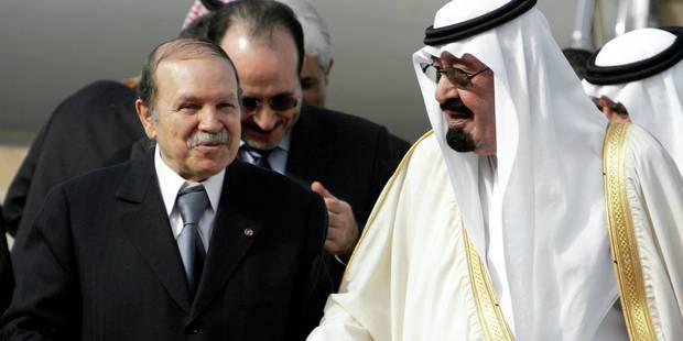 Le monde rend hommage au défunt roi Abdallah - La Libre