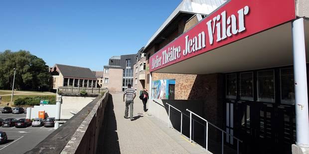Le Jean Vilar entrevoit le bout du tunnel - La Libre