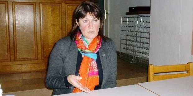 La ministre Galant rencontre les écoles arlonaises - La Libre