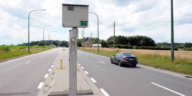 Record des amendes pour infractions routières: pourtant, le Belge est agacé par les excès de vitesse... - La Libre