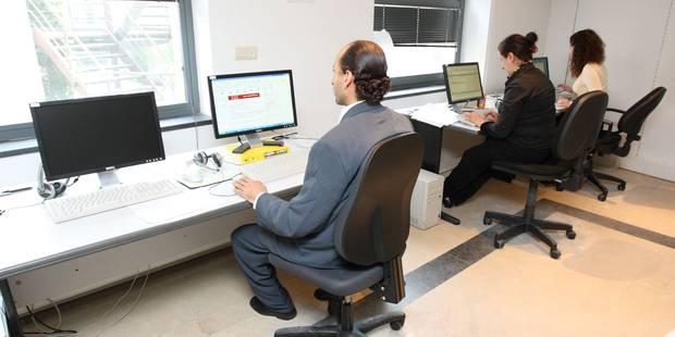 Plus d'un millier d'emplois vacants dans le secteur des TIC en Wallonie - La Libre