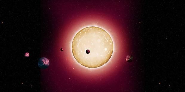 Découverte du plus ancien système planétaire de la Voie Lactée - La Libre