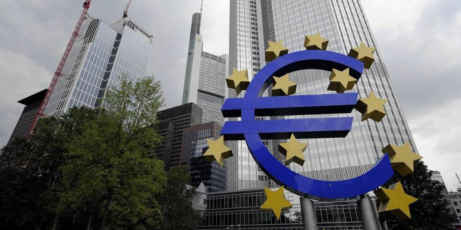 Édito: Un coup de force très risqué pour la BCE - La Libre