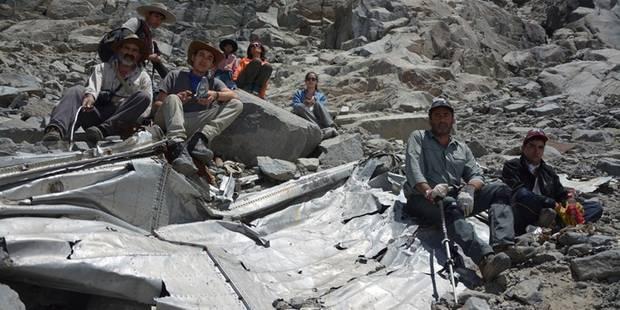Un avion chilien avec à son bord des footballeurs retrouvé 50 ans après le crash - La Libre