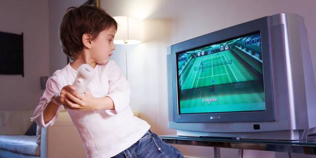 Jouer modérément aux jeux vidéos peut rendre meilleur à l'école - La Libre