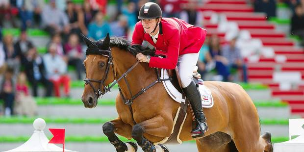 Equitation : Verlooy, en attendant Melchior ? - La Libre