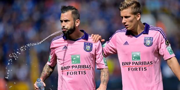 Anderlecht: Defour et Praet de retour pour le match contre La Gantoise - La Libre