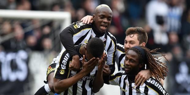 Le Standard envoie Charleroi en playoffs I - La Libre