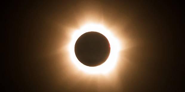 L'éclipse solaire de vendredi sera visible partout en Belgique - La Libre