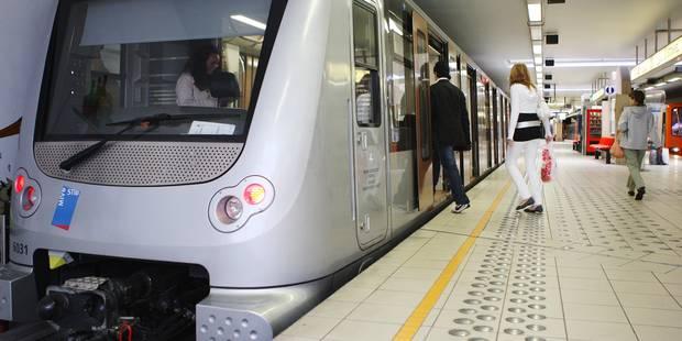 Voici le plan du métro en 2024 - La Libre