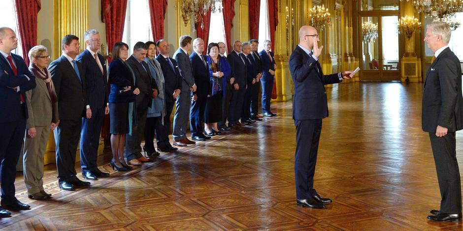Six mois de gouvernement Michel : le premier bulletin - La Libre