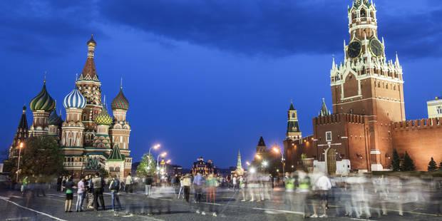 Pourquoi les investisseurs étrangers ne doivent pas ignorer la Russie - La Libre