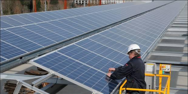 Energies renouvelables: la Belgique devra faire des efforts supplémentaires d'ici 2020 - La Libre