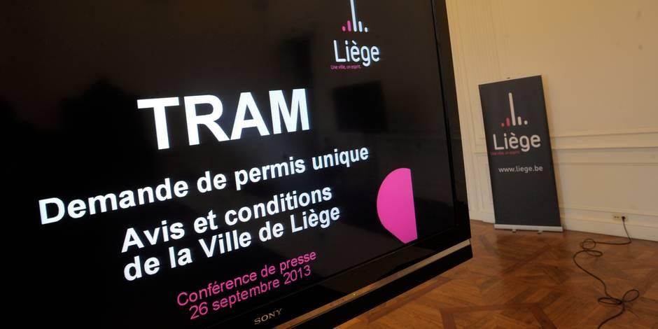 Un tram pas avant 2022 à Liège? - La Libre
