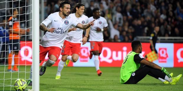 Le PSG est champion de France! - La Libre