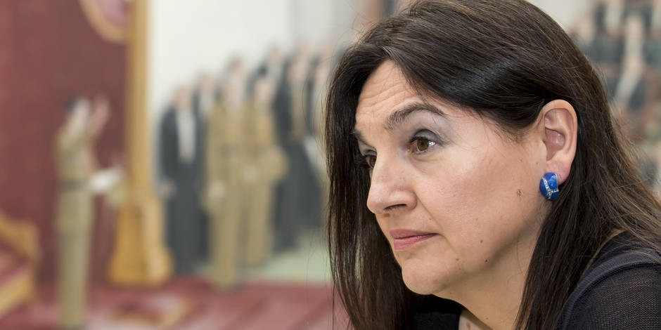Edito: la faute politique de Marie-Christine Marghem - La Libre