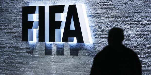 Des responsables de la FIFA arrêtés en Suisse pour corruption - La Libre